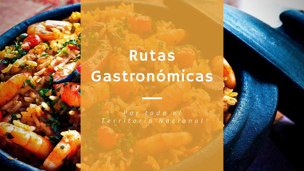 Rutas Gastronómicas