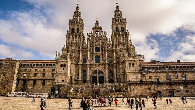CatedralSantiago de Compostela