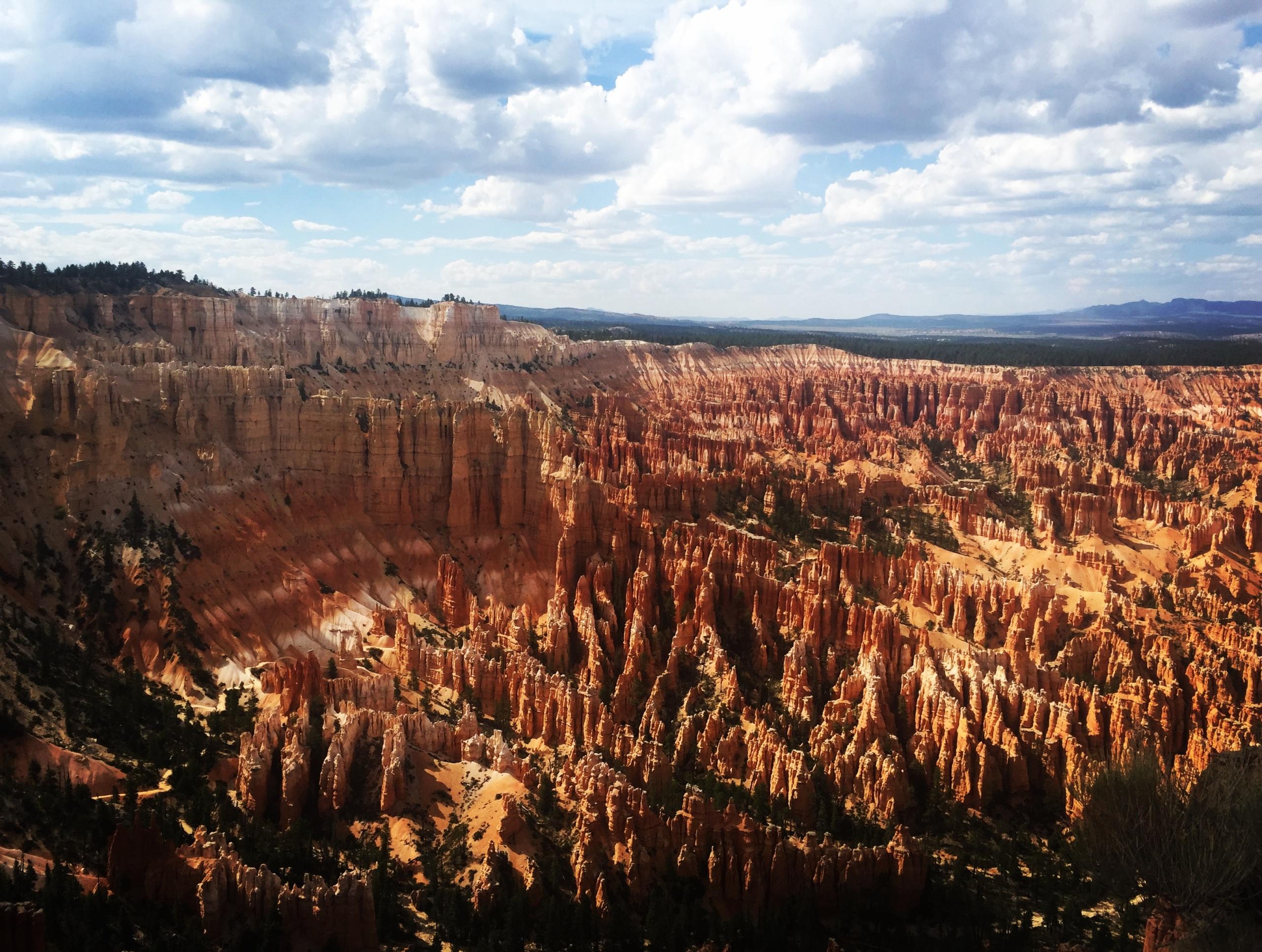 Las Chimeneas, Bryce Canyon