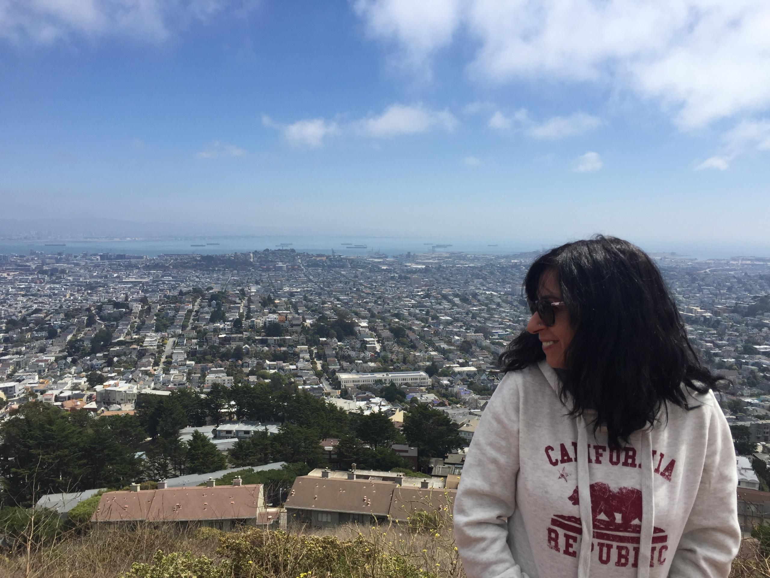 Mirador Twin Peaks, San Francisco