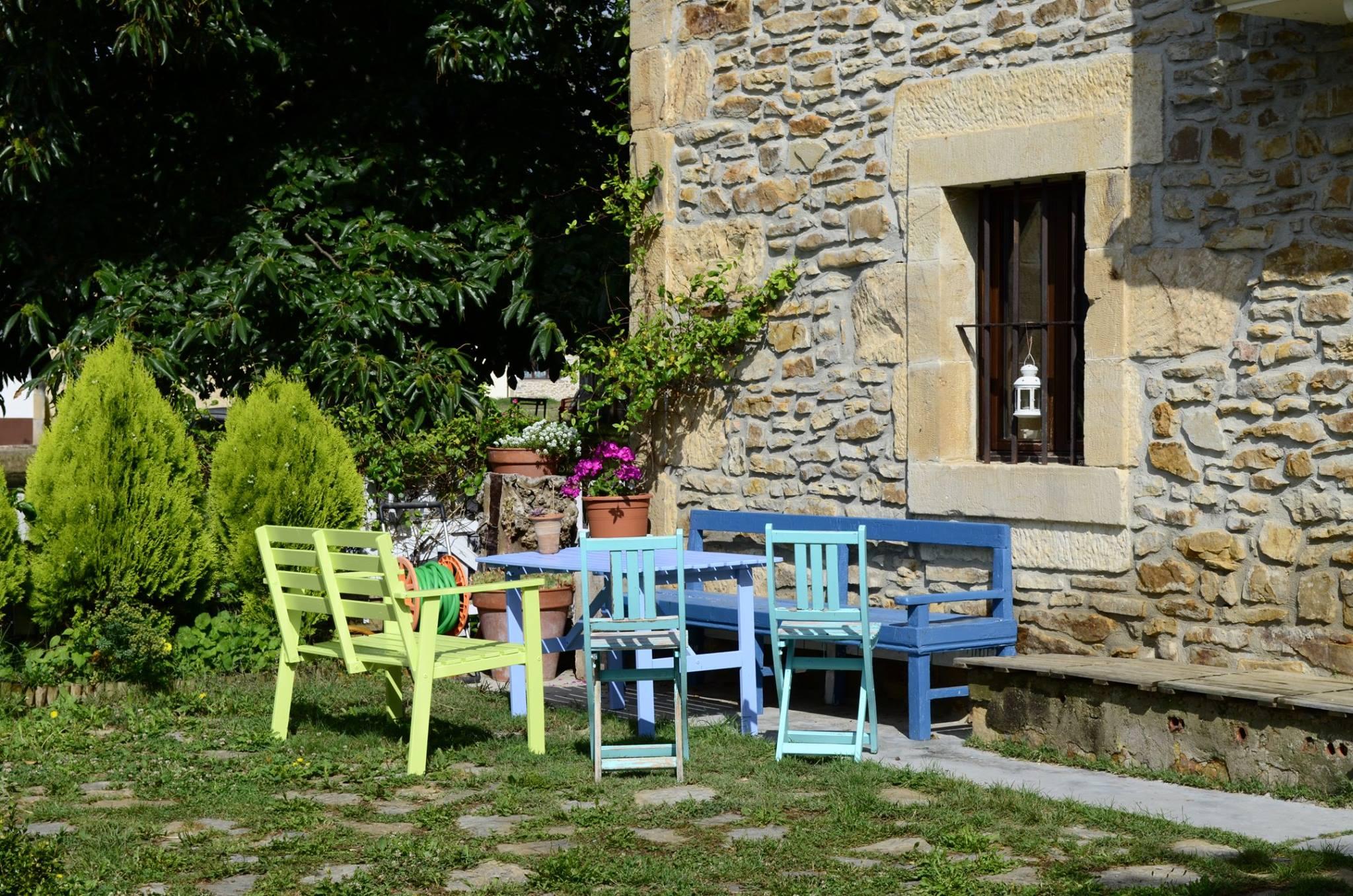Mesa Jardín Cajigal