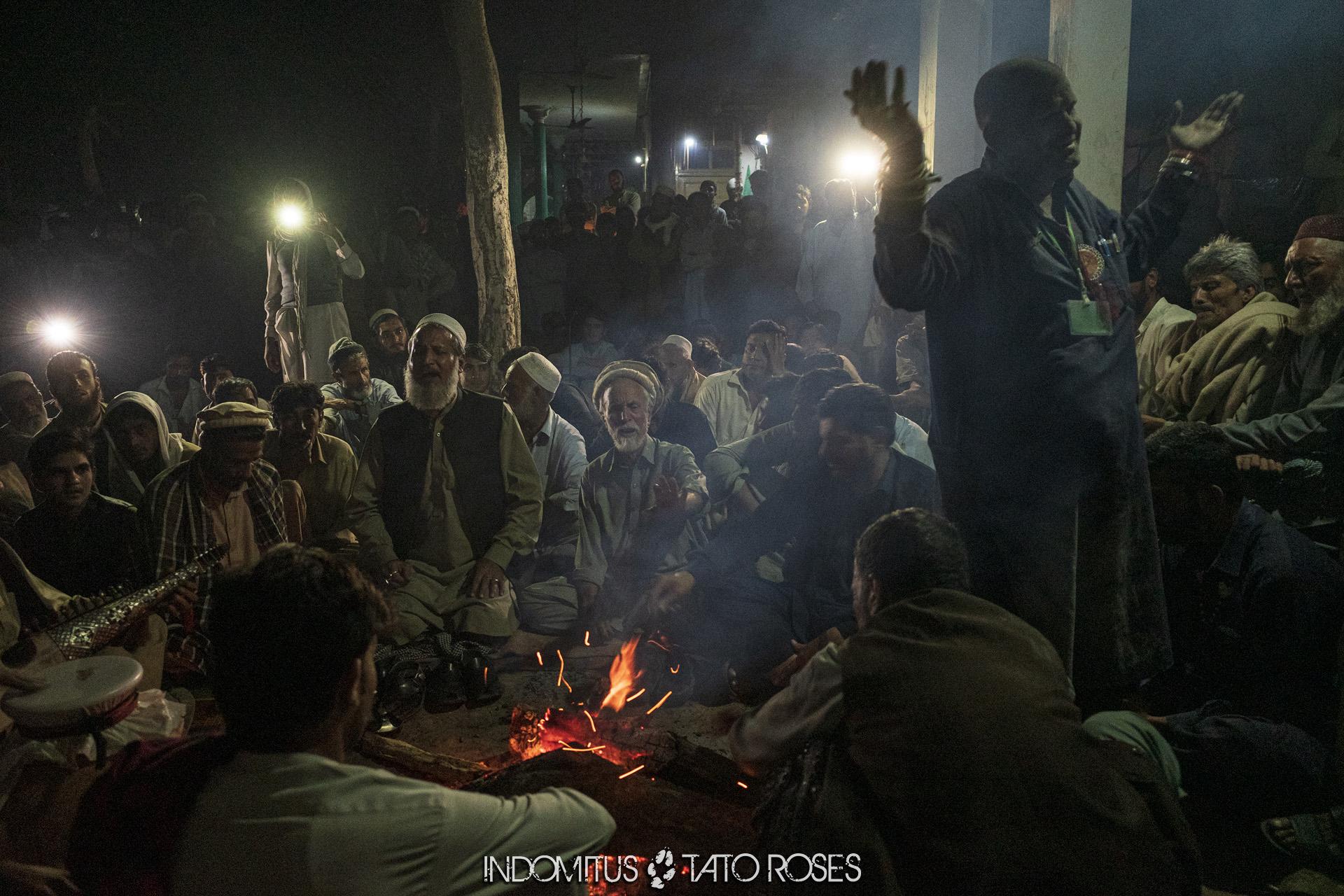 Pakistán Santuario sufí, Peshawar