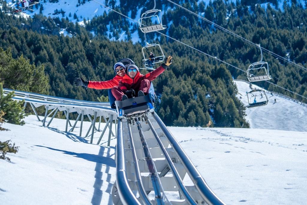 Escapada Esquí Andorra